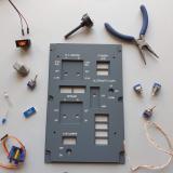 B737-Flight Control Panel Kit