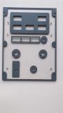 B737-Electric Backpanel