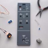 B737-Windshield / Call System / Smoking Seat Belt  / Emergency Lights - Panel Kit