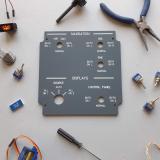 B737-Navigation / Display Source Frontpanel